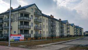 Osiedle Wieś w Płocku Podolszycach Południe